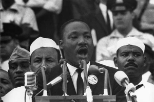 Marting Luther King Jr. - I Have A Dream