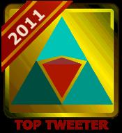 Top Servant Leader Tweeters Award - 2011