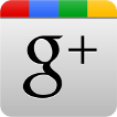 Google Plus icon - transparent square