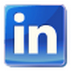 LinkedIn icon - Transparent Square
