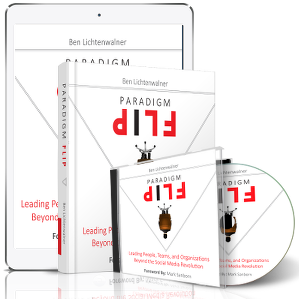 Paradigm Flip Book Bundle - Print, eBook and audiobook - Servant Leadership resources and training - Modern Servant Leader