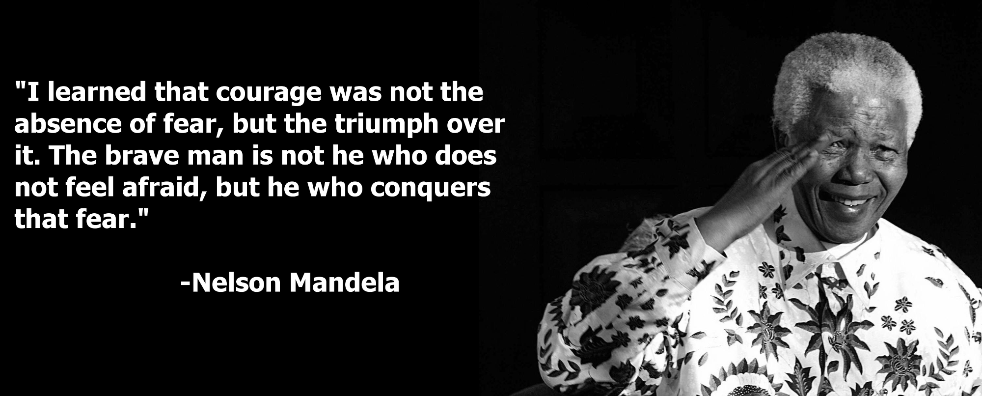 Servant Leadership Quotes Captivating Nelson Mandela  8 Of The Greatest Servant Leadership Quotes And