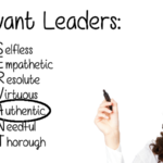 SERVANT Leaders are Authentic – Acronym Model