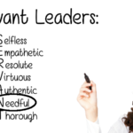 SERVANT Leaders are Needful – Acronym Model