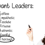 SERVANT Leaders are Thorough – Acronym Model
