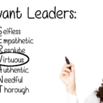 SERVANT Leaders are Virtuous – Acronym Model