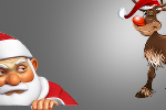 Servant Leadership Explained via Santa the Bad Boss and Rudolph the Servant Leader